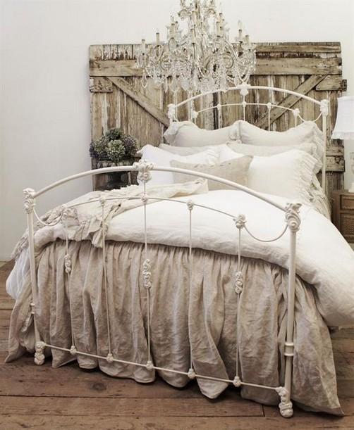 18 Shabby Chic Bedroom Design Ideas 38
