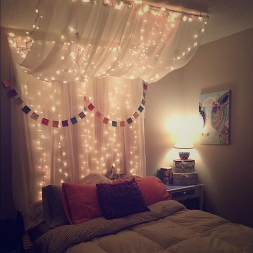 String Light For Bedroom 35