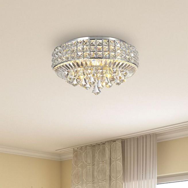 Flush Mount Bedroom Lighting 10