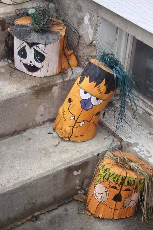12 Fascinating Diy Halloween Decorating Ideas 51