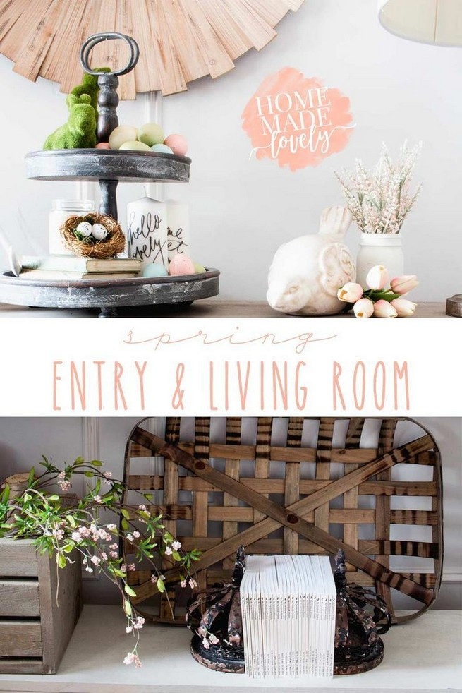13 Amazing Spring Interior Decor Ideas 21