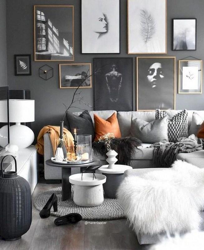14 Elegant Living Room Wall Decor Ideas 33