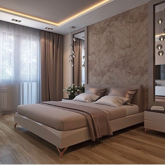 14 Modern Luxury Bedroom Inspirations 03