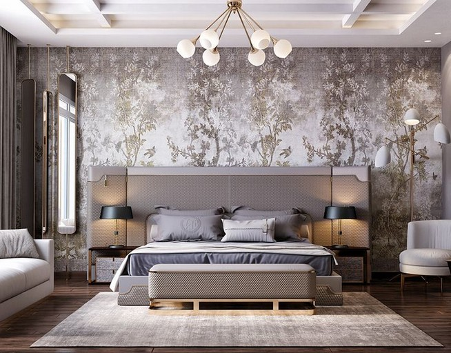 14 Modern Luxury Bedroom Inspirations 29