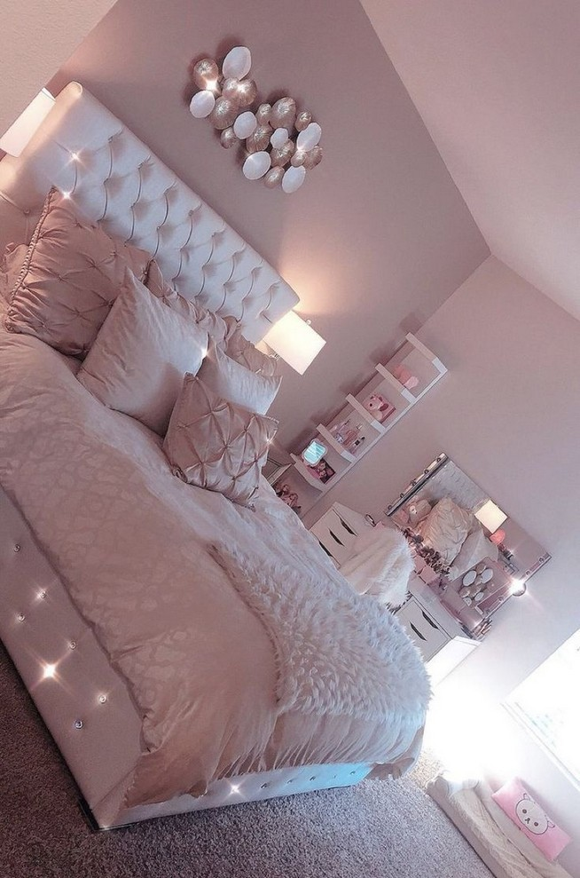 15 Cute Pink Bedroom Designs Ideas That Are Dream Of Every Girl 21