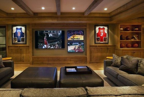 15 Ultimate Basement Remodeling Ideas 08