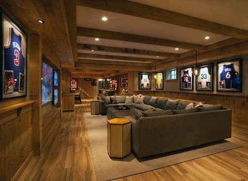 15 Ultimate Basement Remodeling Ideas 24
