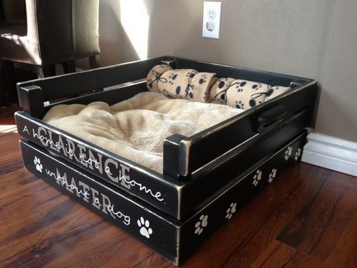 17 Amazing Appealing Diy Dog Beds Inspiration Ideas 02
