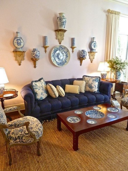 18 Beautiful Chinese Living Room Decor Ideas 22