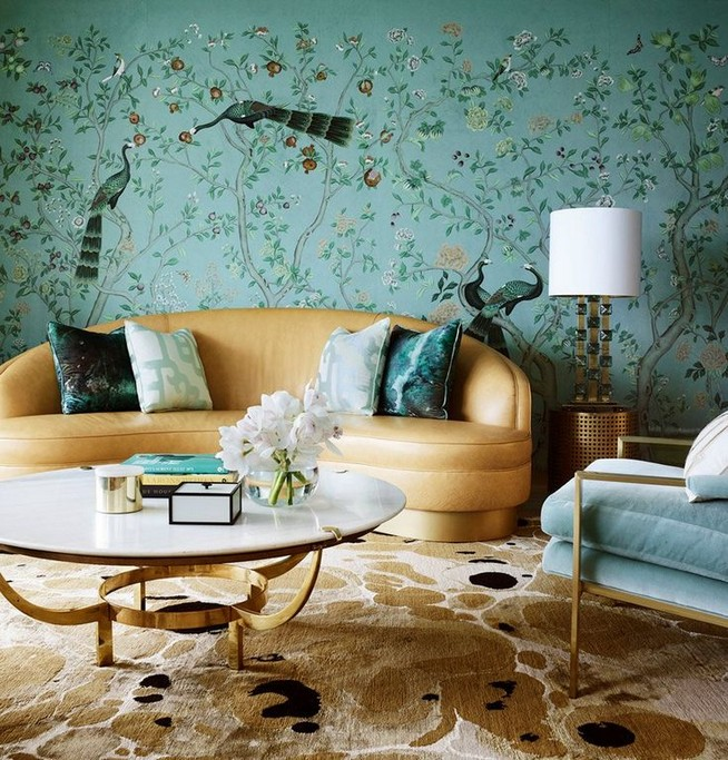 18 Beautiful Chinese Living Room Decor Ideas 24