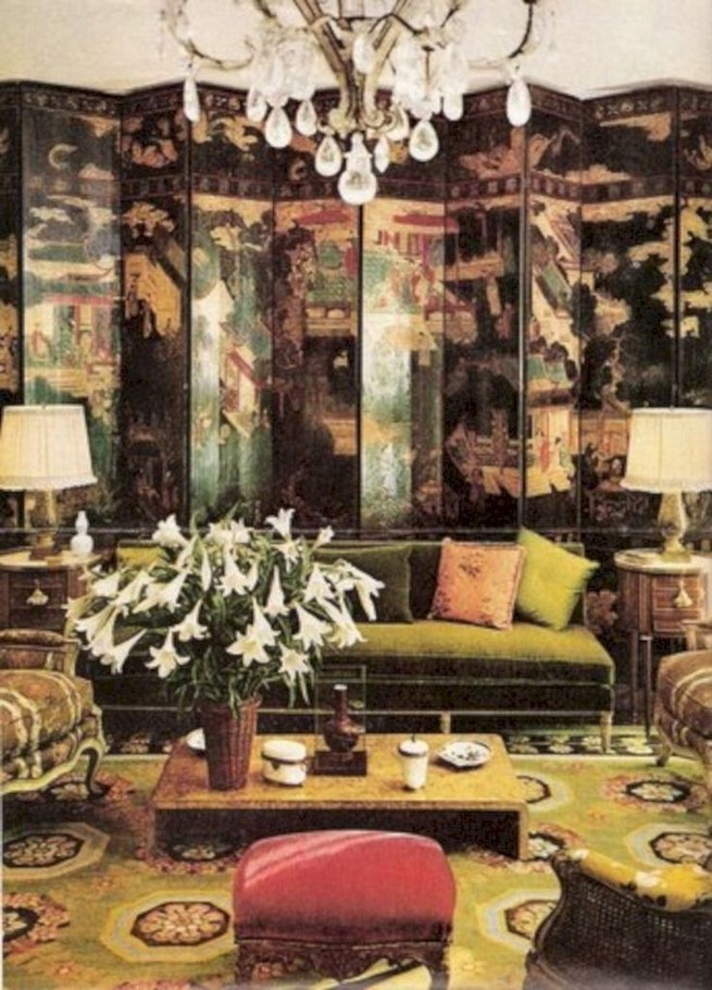 18 Beautiful Chinese Living Room Decor Ideas 27