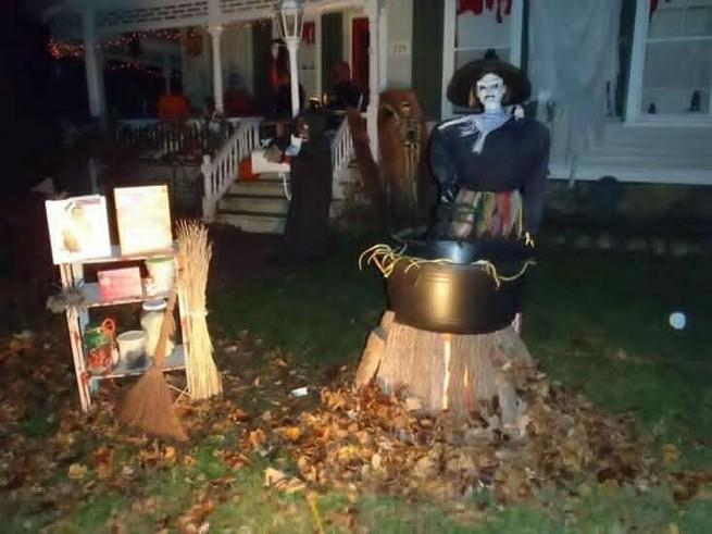 18 Easy Halloween Decorations Ideas 02