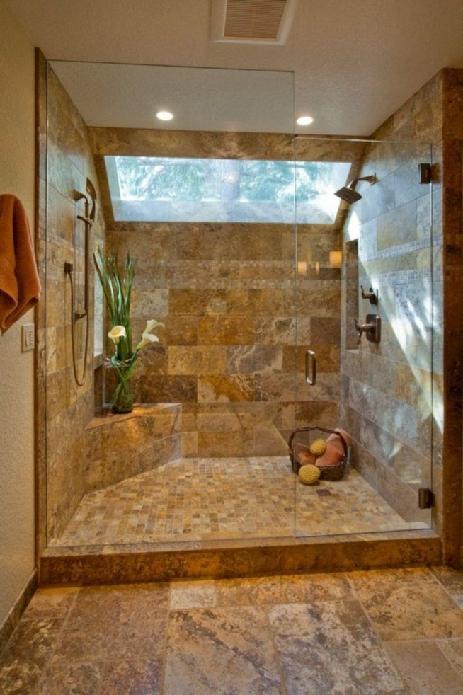18 Stylish Bathroom Designs Ideas With Addition Of Stone For Elegant Look 06