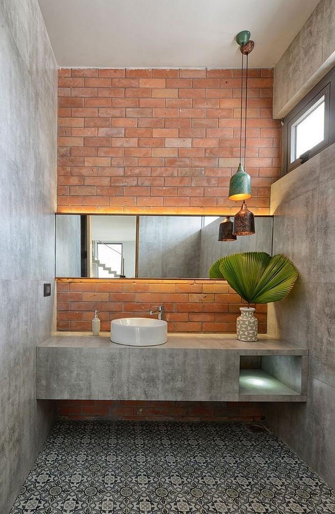 19 Captivating Public Bathroom Design Ideas 02