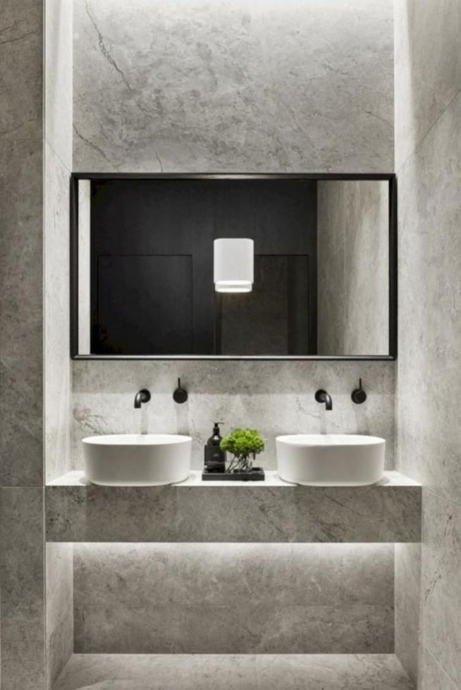 19 Captivating Public Bathroom Design Ideas 24
