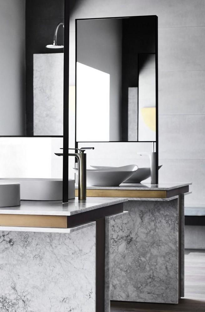 19 Captivating Public Bathroom Design Ideas 35