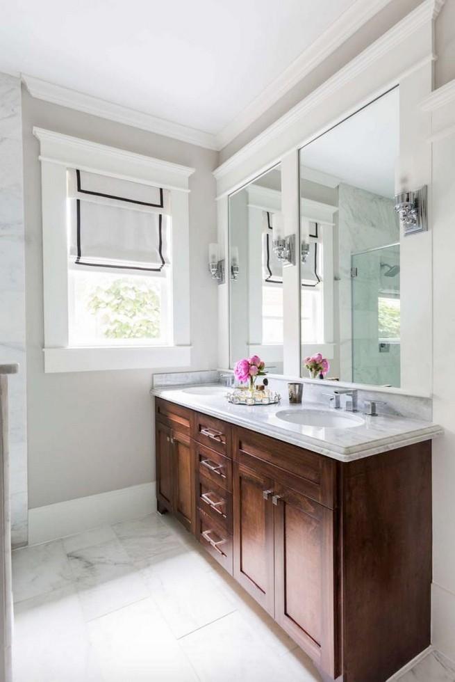 19 Delight Contemporary Dark Wood Bathroom Vanity Ideas 09
