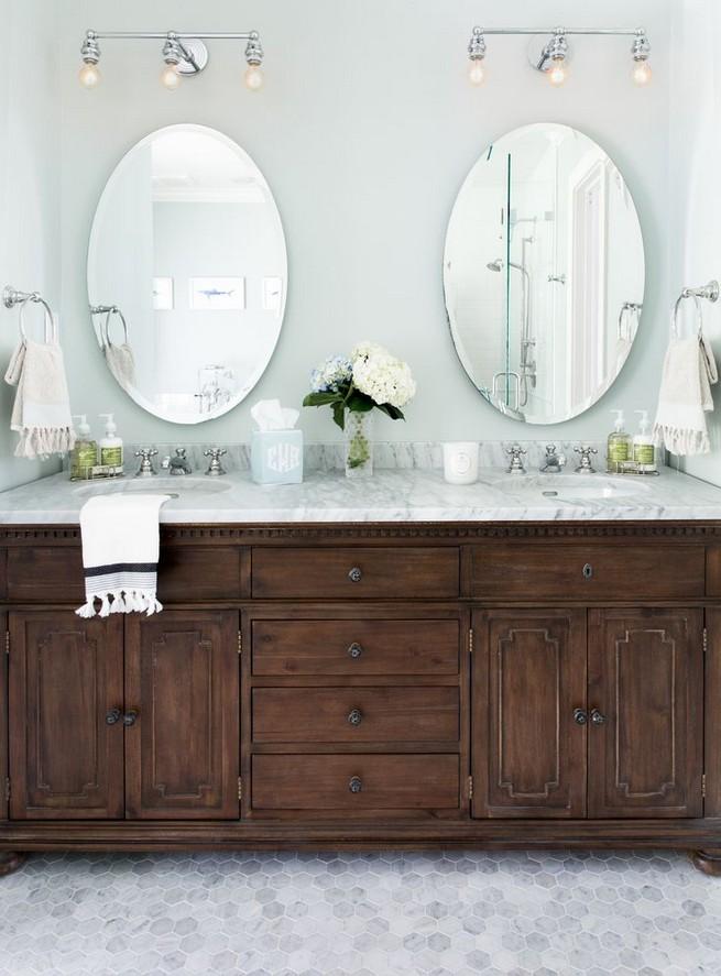 19 Delight Contemporary Dark Wood Bathroom Vanity Ideas 54