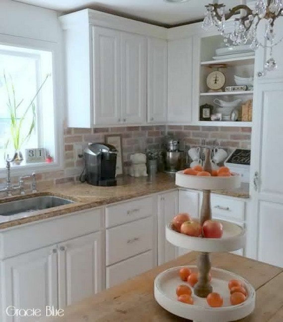 19 Easy Kitchen Backsplash Ideas 10