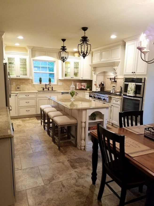 21 Fabulous Cottage Kitchen Cabinets Ideas Country Style 19