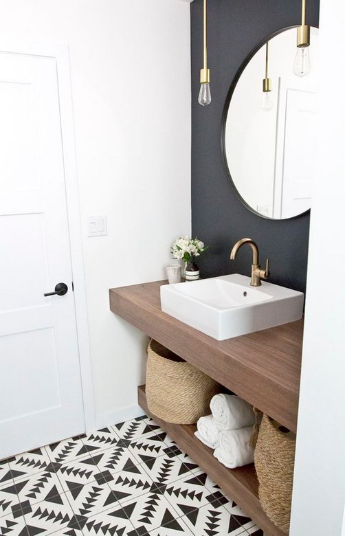 21 Outstanding Traditional Bathroom Ideas To Not Miss 12