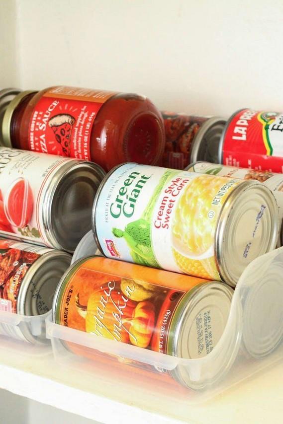 13 Best Ideas How To Organized Kitchen Storage 25