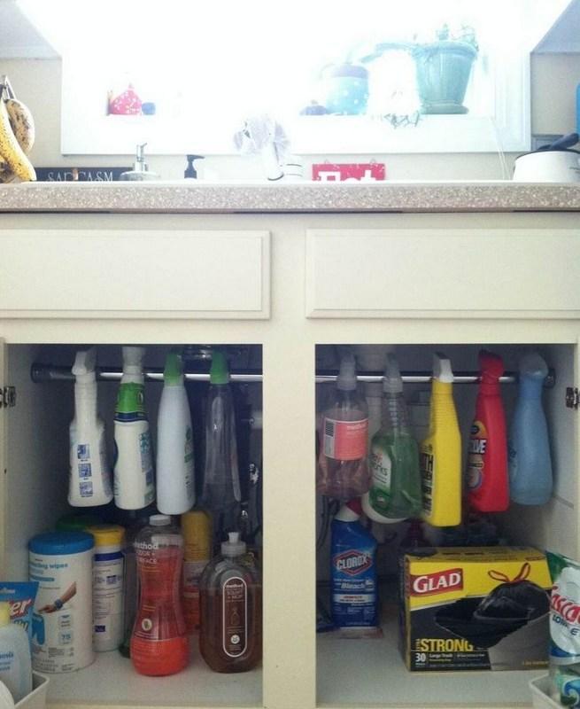 13 Best Ideas How To Organized Kitchen Storage 31