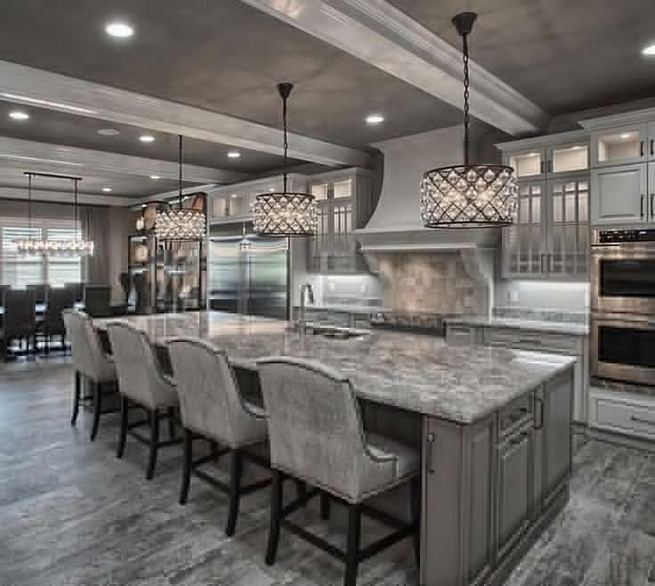 13 Elegant Grey Kitchen Backsplash Ideas Inspiration 16