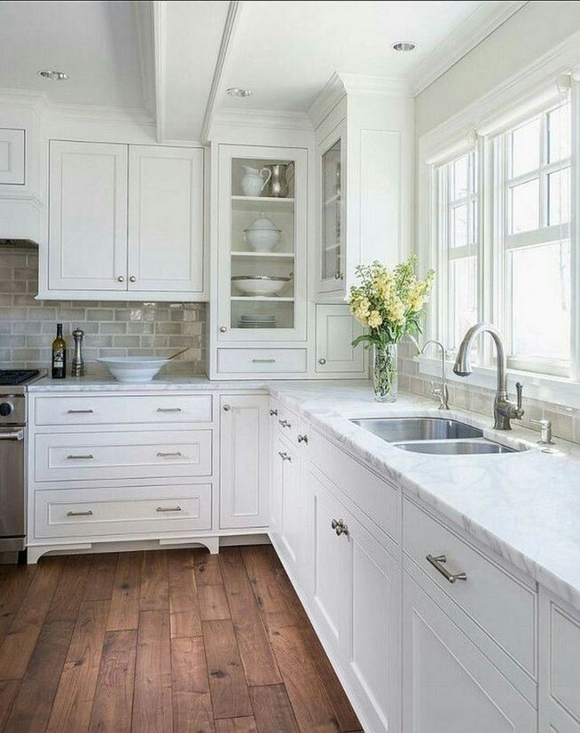 13 Elegant Grey Kitchen Backsplash Ideas Inspiration 32