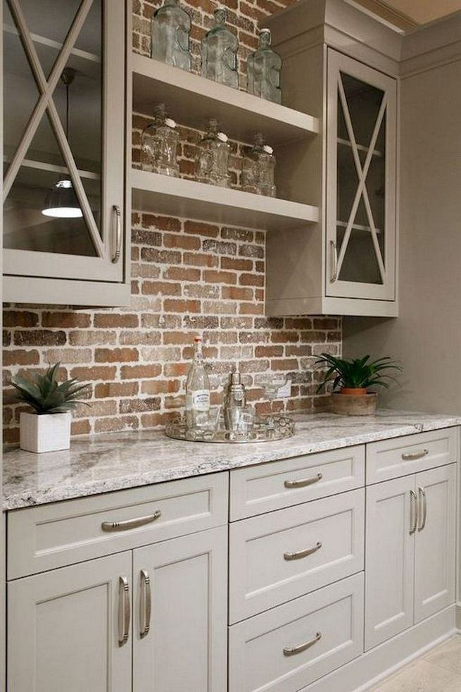 13 Elegant Grey Kitchen Backsplash Ideas Inspiration 33