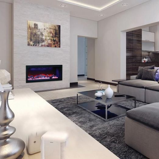 13 Impressive Living Room Ideas With Fireplace And Tv 14