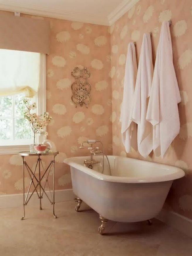 14 Relaxing Luxury Master Bathroom Design Ideas With Rustic Style 04