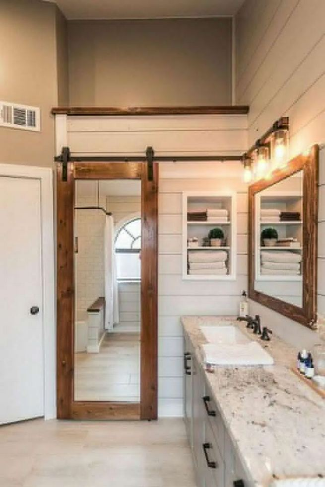 14 Relaxing Luxury Master Bathroom Design Ideas With Rustic Style 10