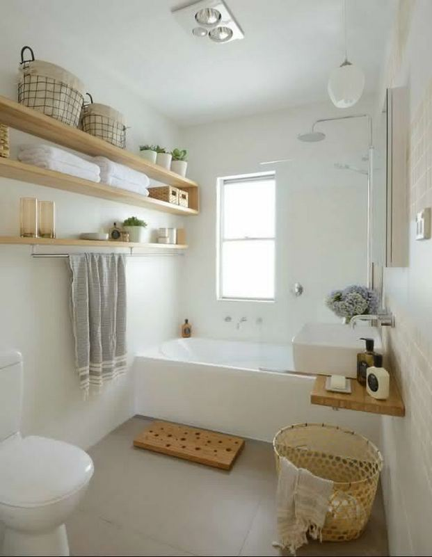 14 Relaxing Luxury Master Bathroom Design Ideas With Rustic Style 31
