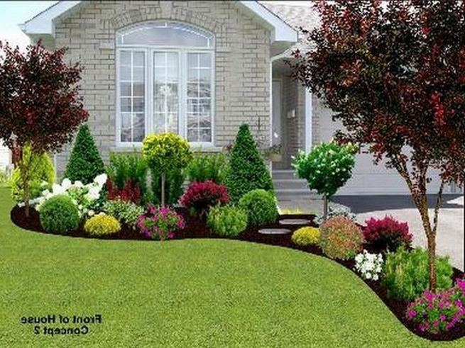 15 Beautiful Front Yard Patio Designs Ideas 21