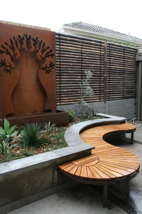 15 Stunning Bamboo Fence Decor Ideas You Can Add For Your Home 12