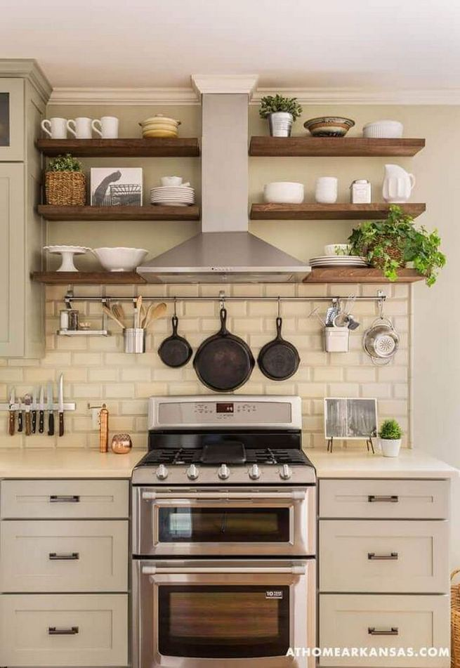 16 Comfy Kitchen Remodel Ideas For Small Kitchen 30