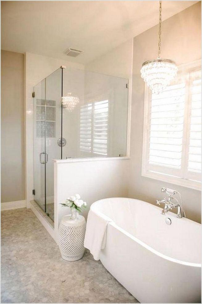 16 Fabulous Traditional Small Bathroom Decor Ideas 07