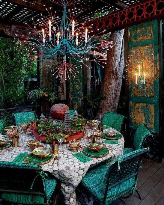 17 Inspiring Bohemian Style Bedroom Decor Design Ideas 42