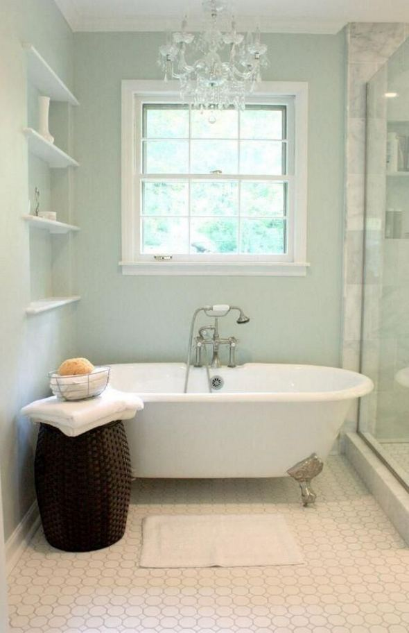 17 Modern Bathrooms With Clawfoot Tubs 02