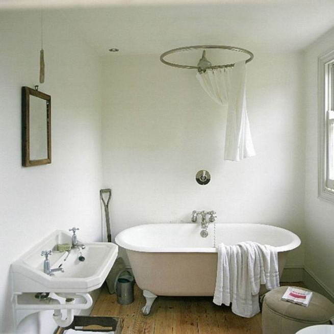 17 Modern Bathrooms With Clawfoot Tubs 03