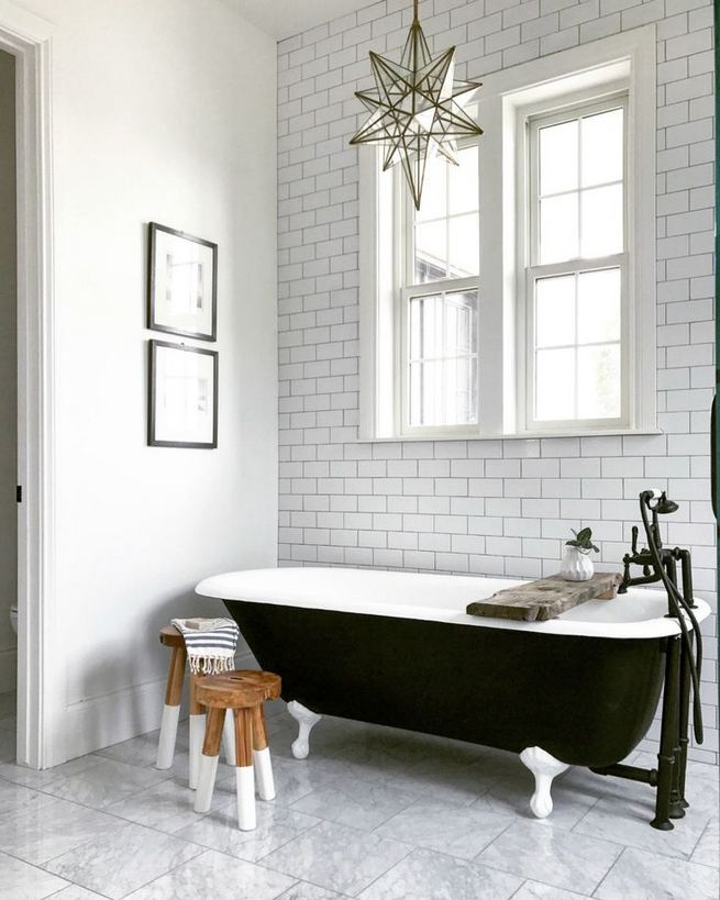17 Modern Bathrooms With Clawfoot Tubs 15