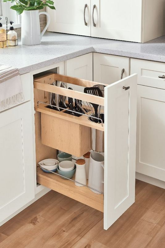 18 Easy Kitchen Cabinet Painting Ideas 02