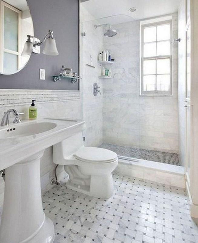20 Gorgeous Small Bathroom Vanities Design Ideas 11