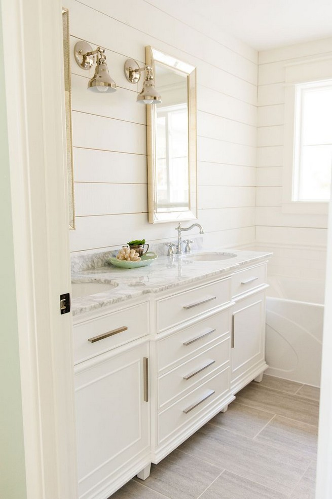 20 Gorgeous Small Bathroom Vanities Design Ideas 39
