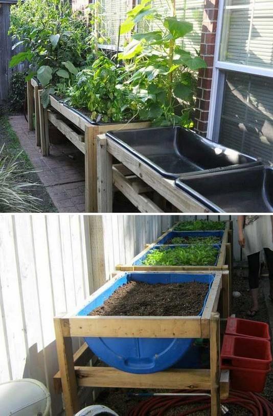 21 Best Container Vegetables Garden Inspirations Ideas 01