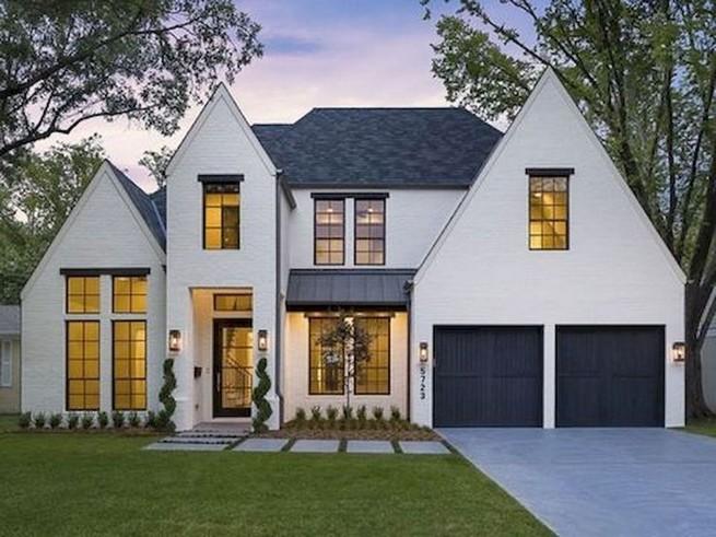 21 Gorgeous Cottage House Exterior Design Ideas 09
