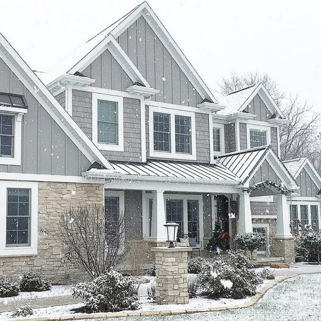 21 Gorgeous Cottage House Exterior Design Ideas 16