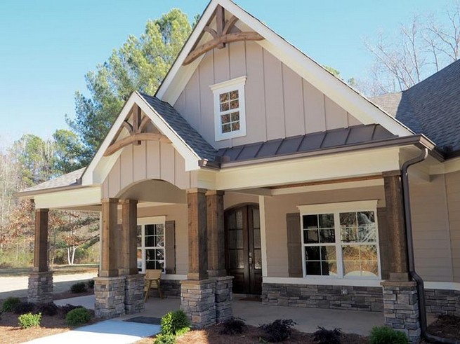 21 Gorgeous Cottage House Exterior Design Ideas 28