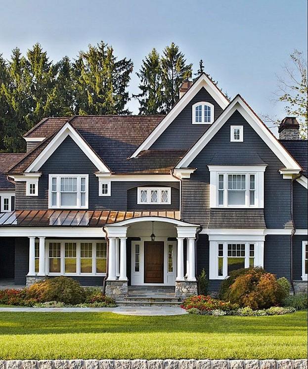21 Gorgeous Cottage House Exterior Design Ideas 40